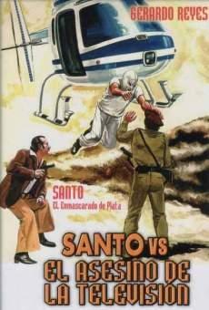 Ver película Santo contra el asesino de la T.V.