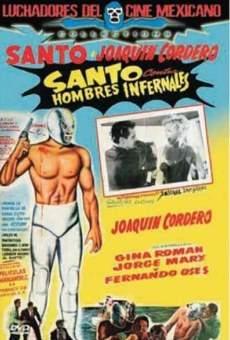 Ver película Santo contra hombres infernales