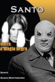 Ver película Santo contra la magia negra