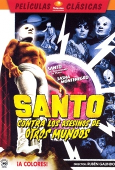Santo vs. the Killers from Other Worlds on-line gratuito