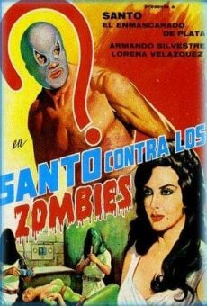 Santo contra los zombies online