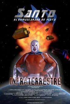 Ver película Santo, el enmascarado de plata: Infraterrestre