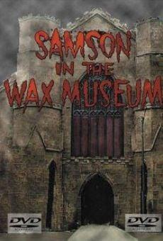 Ver película Santo en el museo de cera
