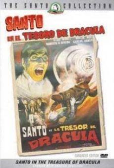 Ver película Santo en El tesoro de Drácula