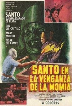 Ver película Santo en la venganza de la momia