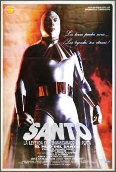 Ver película Santo: la leyenda del enmascarado de plata