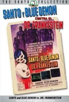 Santo y Blue Demon contra el doctor Frankenstein on-line gratuito