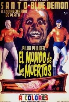 Ver película Santo y Blue Demon en El Mundo de Los Muertos