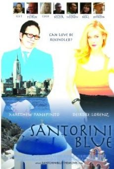 Santorini Blue on-line gratuito