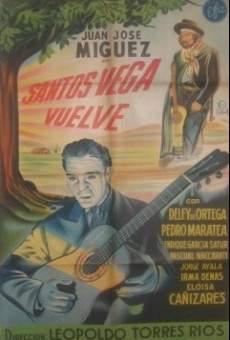 Ver película Santos Vega vuelve