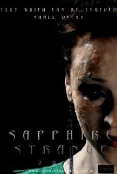Watch Sapphire Strange online stream