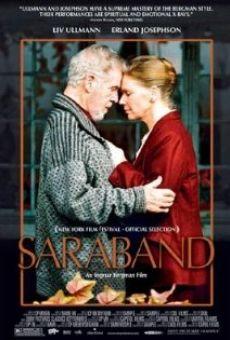 Ver película Saraband