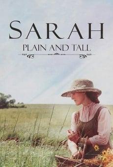 Ver película Sarah, sencilla y alta
