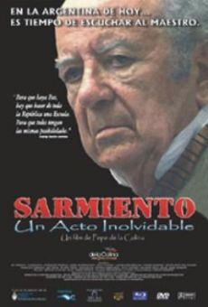 Sarmiento: un acto inolvidable gratis