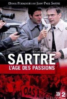 Película: Sartre, años de pasión