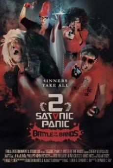 Película: Satanic Panic 2: Battle of the Bands