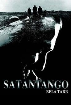 Ver película Sátántangó