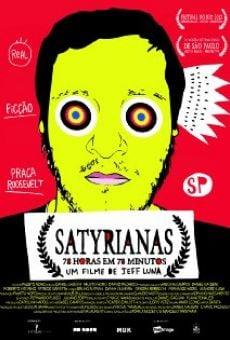 Ver película Satyrianas, o Filme - 78 horas em 78 Minutos