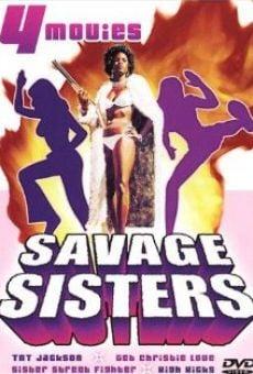 Ver película Savage Sisters