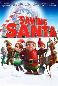 Saving Santa online streaming