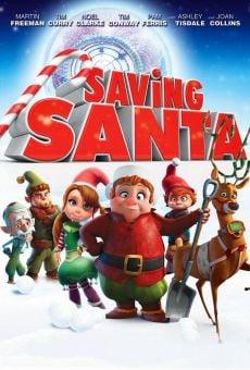 Ver película Saving Santa. Rescatando a Santa Claus