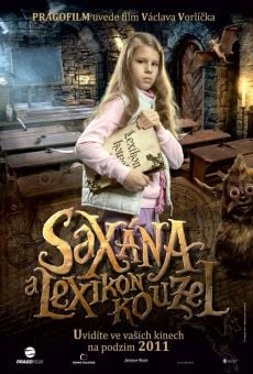 Ver película Saxana: La pequeña bruja y el libro encantado (Saxana y el libro mágico)