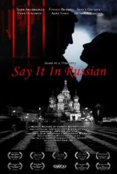 Say It in Russian online streaming