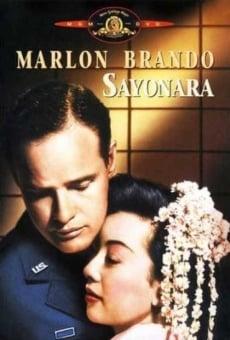Ver película Sayonara