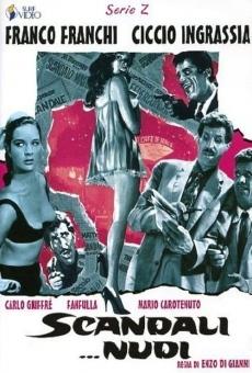 Ver película Scandali nudi