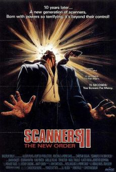 Scanners II: The New Order on-line gratuito