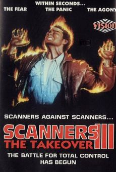 Scanners III: The Takeover on-line gratuito