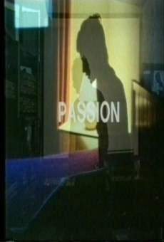 Película: Scénario du film Passion