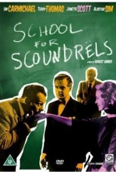 School for scoundrels - Scuola per canaglie online streaming
