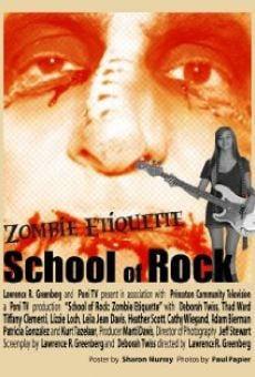 School of Rock: Zombie Etiquette on-line gratuito