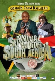 Película: Schuks Tshabalala's Survival Guide to South Africa