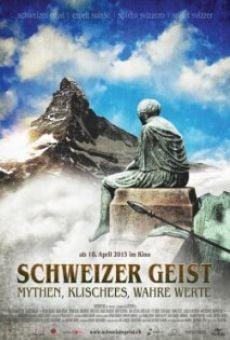 Ver película Schweizer Geist