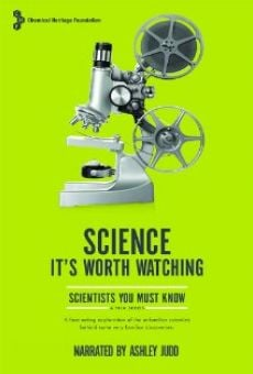 Película: Scientists You Must Know