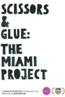 Película: Scissors & Glue: The Miami Project
