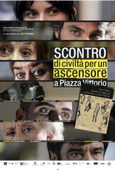 Scontro di civiltà per un ascensore a Piazza Vittorio on-line gratuito