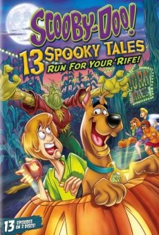 Scooby-Doo! 13 Spooky Tales: Run for Your 'Rife! online