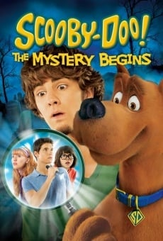 Scooby Doo! The Mystery Begins online streaming