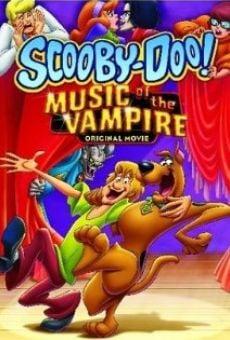 Scooby-Doo. Music of the Vampire online