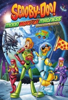 Scooby-Doo! Moon Monster Madness online