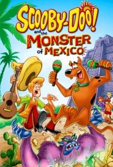 Scooby-Doo y el monstruo de México online
