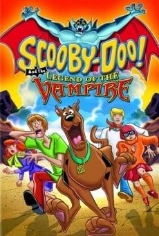 Scooby Doo y el vampiro online
