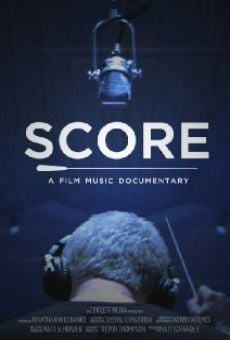 SCORE: A Film Music Documentary streaming en ligne gratuit