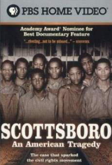 Película: Scottsboro: An American Tragedy