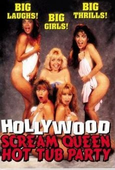 Scream Queen Hot Tub Party on-line gratuito