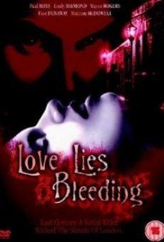 Love Lies Bleeding on-line gratuito