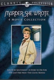 Murder, She Wrote: The Last Free Man on-line gratuito